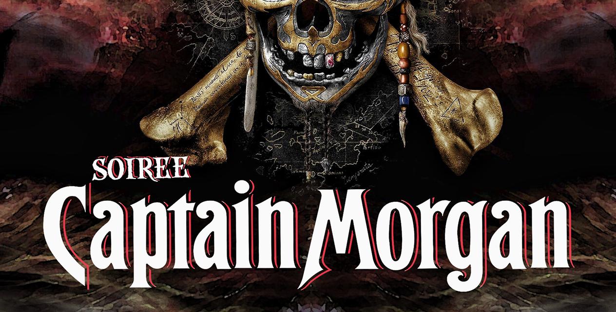 Soirée Captain Morgan