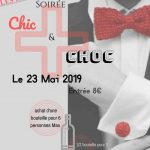 Soirée Infirmières «Chic & Choc»