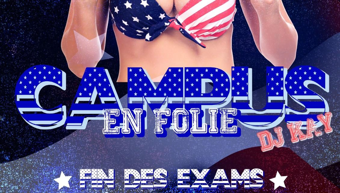 CAMPUS EN FOLIE